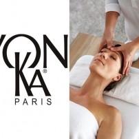 Spa-уходы для лица на французской косметики YONKA